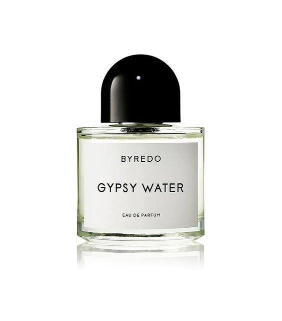 "Byredo Gypsy Water - This is a woody aromatic fragrance with wood and soil notes that evoke the dense forests of Europe. It has hints of bergamot, lemon, pepper, pine, sandalwood and vanilla. It's become an ""it"" fragrance whose composition connotes a bohemian, free-spirited, hippie. It's what we imagine the signature scent of Woodstock would have been if corporate sponsorships and influencers had been a thing back in 1969."