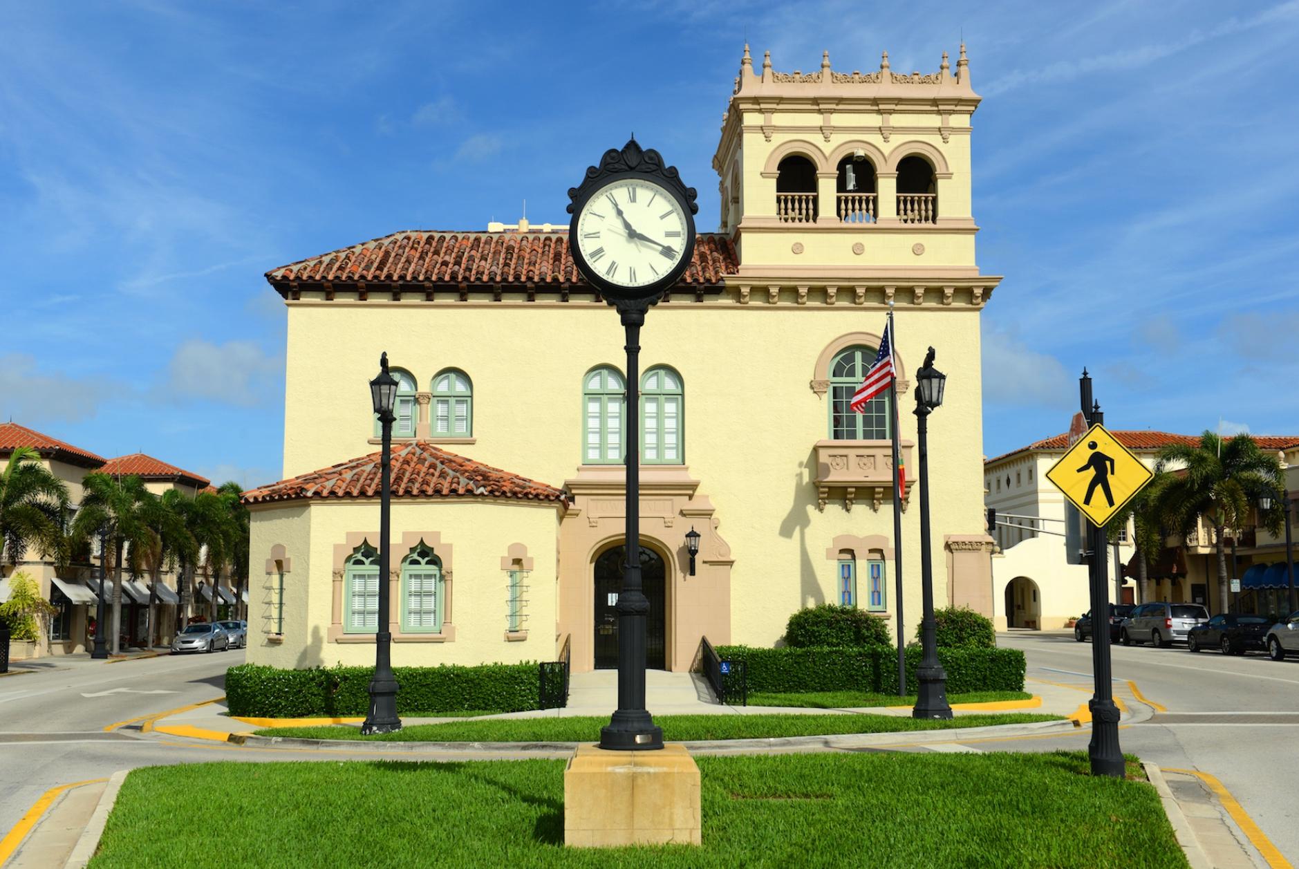 Town of Palm Beach City Hall
