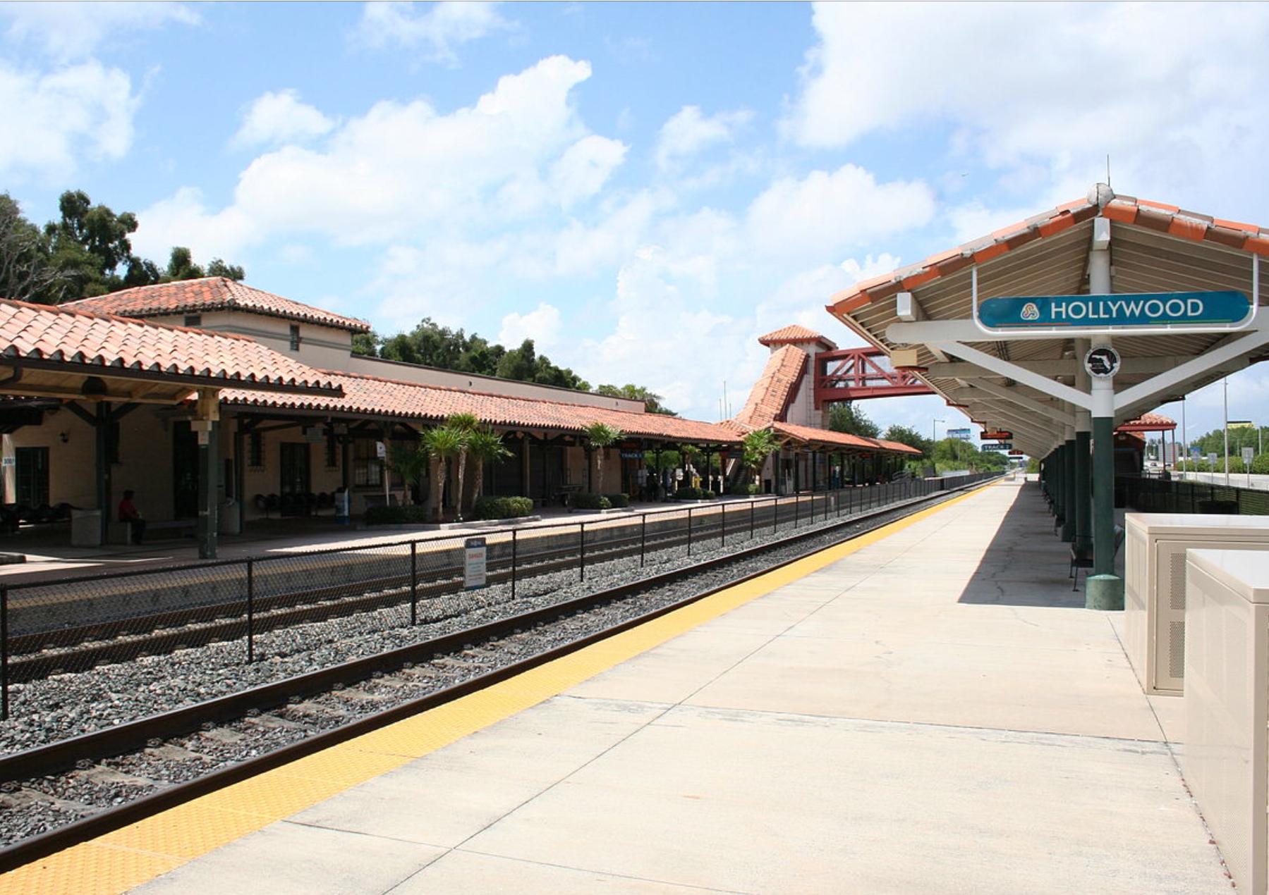Tri Rail Station