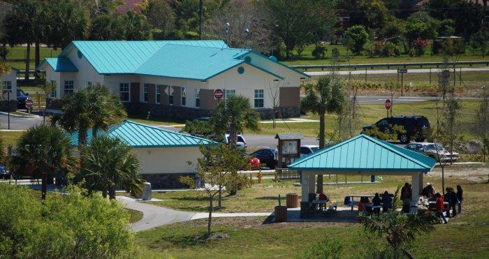 Okeeheelee Park Restrooms - West Palm Beach, FL