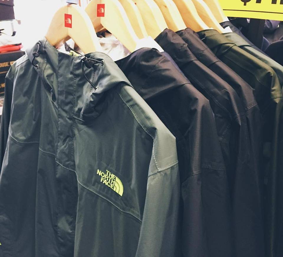 Outerwear for all ages.  Jackets, Pants, Gloves, Hats, and more