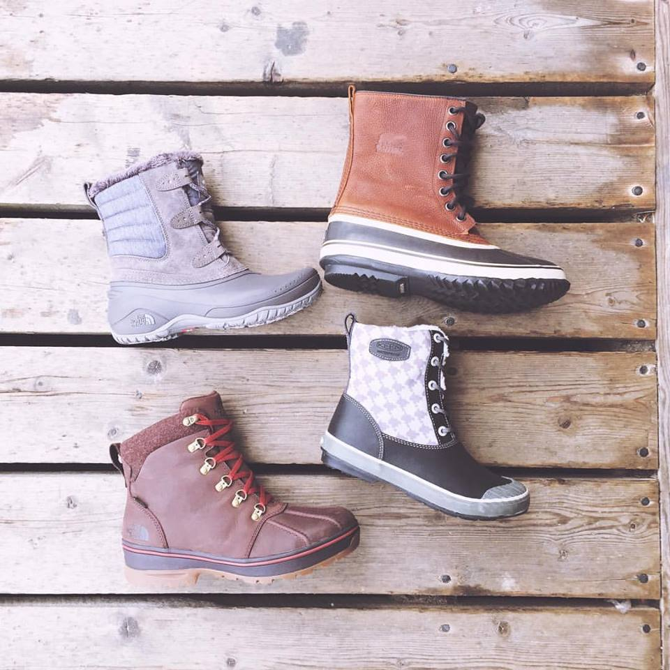 Footwear for all ages. Hike, casual, skate, and work.  Exclusive dealer of Xtratuf Boots!