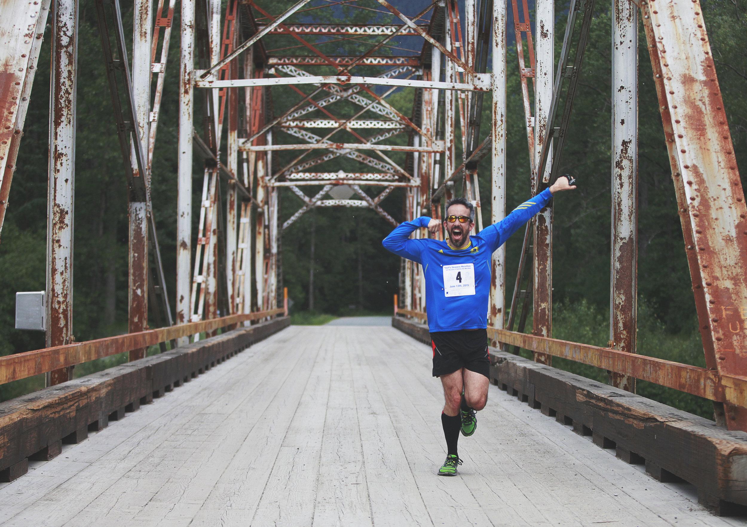 Duff's Skagway Marathon and Half Marathon - June 10th 2018