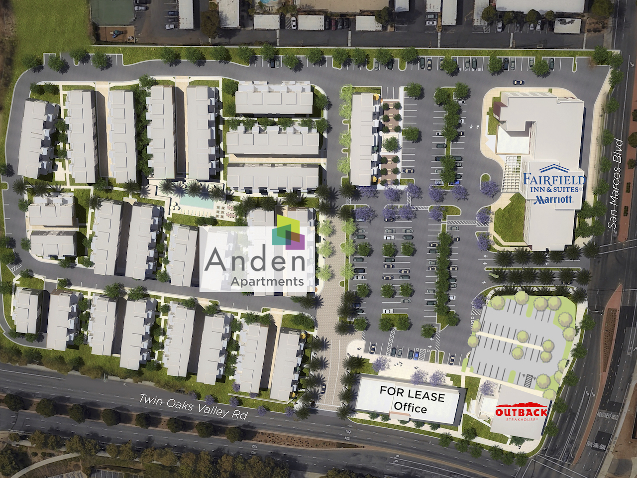 A Modern Mixed-Use Development - OFFICE & RETAIL AVAILABLE