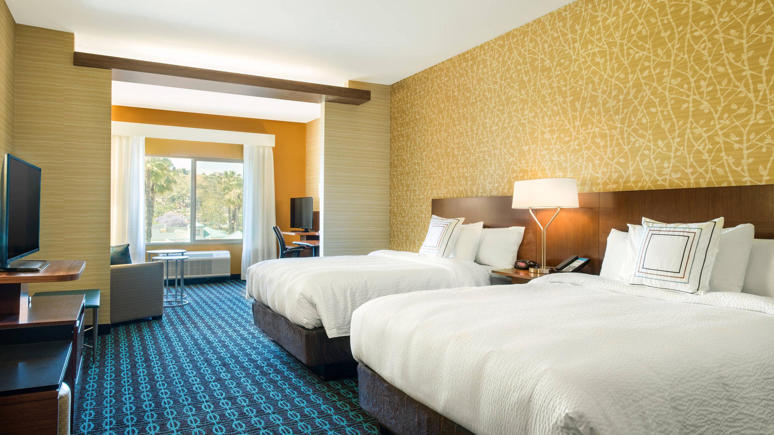 Fairfield Marriott-Guest Room