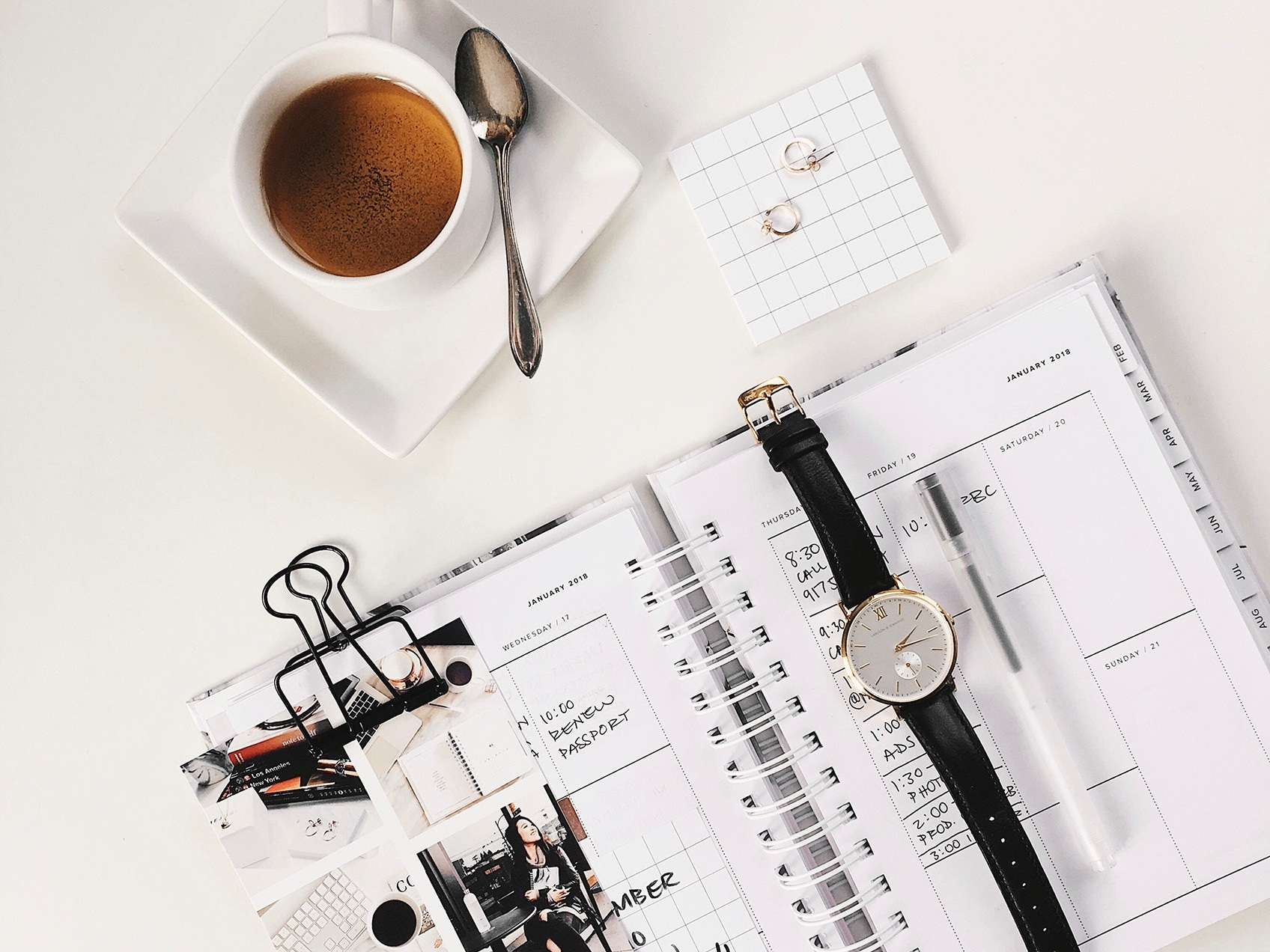 Scheduling for Your Retail Shop by Retail Therapy