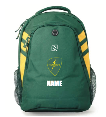 BackpackBottle Green/Gold with Club LogoClub RRP $40.00 -