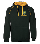 Contrast HoodieEmbroidered LogoClub RRP $50.00 -