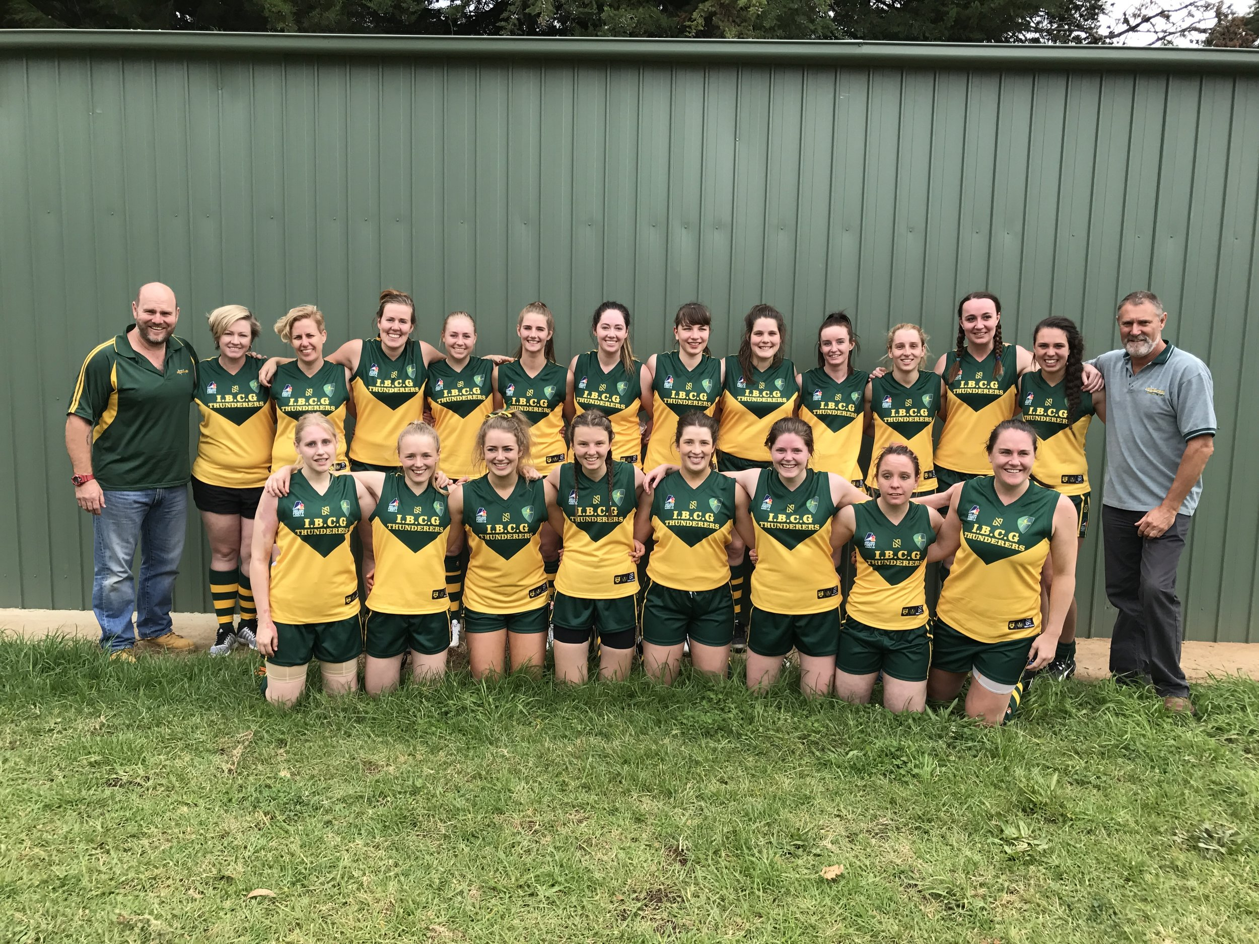 2017 IBCGFC Open Womens Footy Team 1.jpg