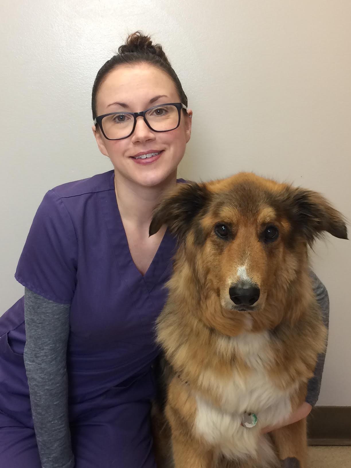 Mallory, Registered Veterinary Technician