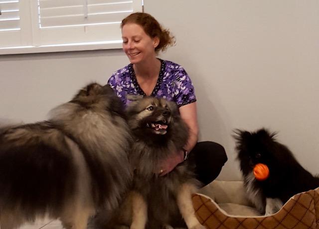 Fawn, Veterinary Technician
