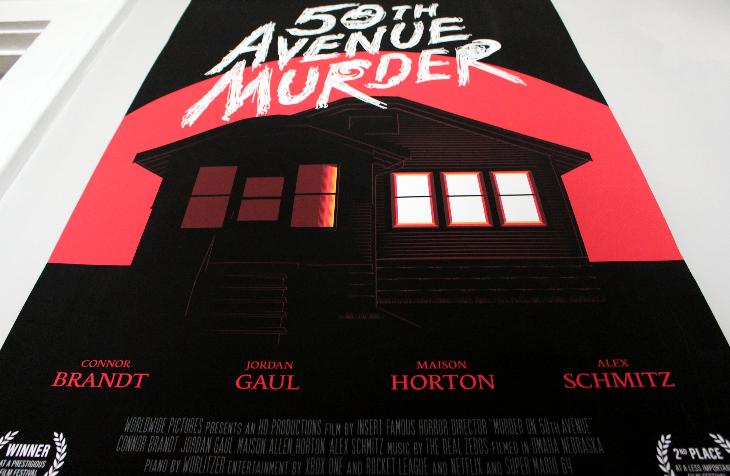 50th Avenue Murder