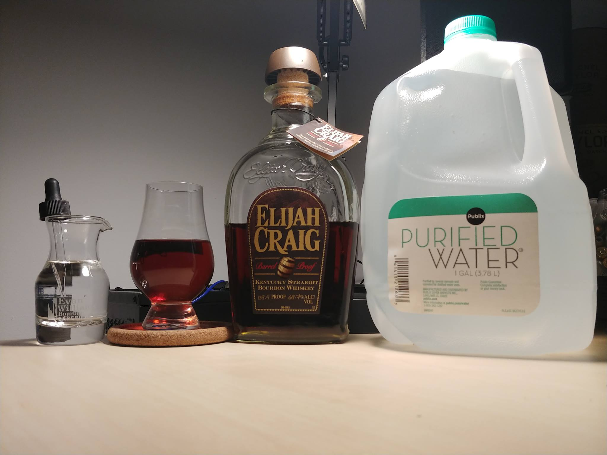 ~3 oz pour, rested neat in a glencairn for 20 minutes. - Color: 1.7 (https://malt-review.com/wp-content/uploads/2015/09/Colour-bar-Big.jpg)~3 oz pour, rested neat in a glencairn for 20 minutes.Legs: thin halo yields to tiny droplets that never become legsNose: Butterscotch waffles, dark stone fruits like red cherries, pear skin, strawberries, some ethanol under all of these strong flavors, toasted oak, maple syrup, honey, dark chocolate (~85% Cacao). Very complex and a long going on here with the complimentary notes.Palate: Lots of heavy oak on the front, somewhat bitter, there is a sweetness as well, but it doesn't mingle perfectly. Moves into a cherry/baking spice mid-palate, then the ethanol comes in, fast and dry, leading into the finish.Mouthfeel: Medium, but very chewyFinish: Long, with 8
