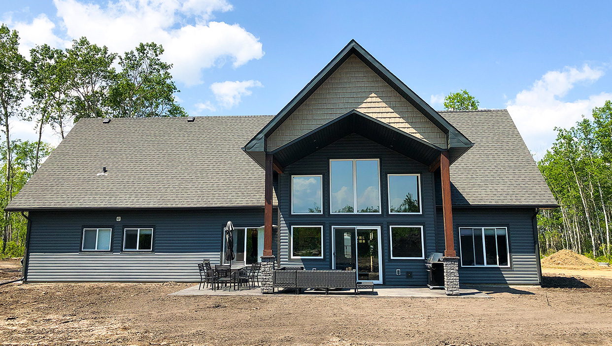 Country Roads   Custom Built Home in Cold Lake, AB - 2019