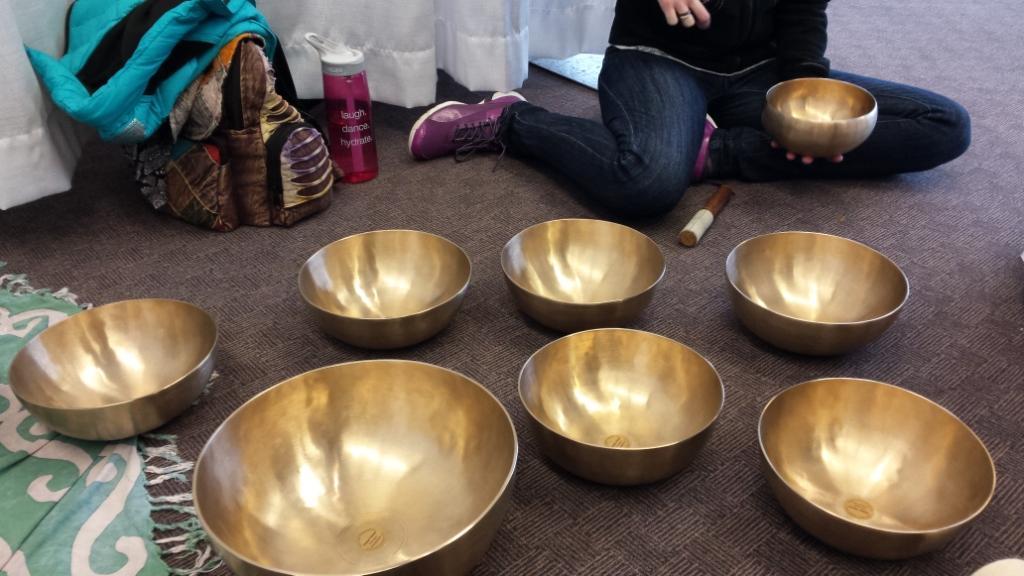 Singing Bowls Cape Breton