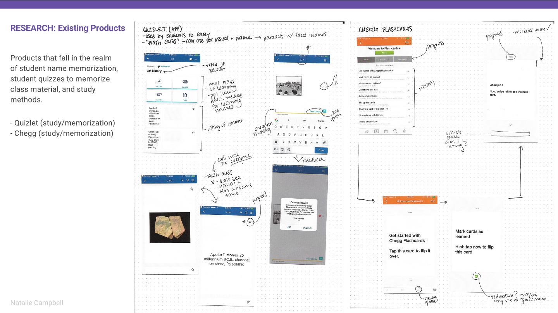 Google Interaction Design Challenge Natalie Campbell