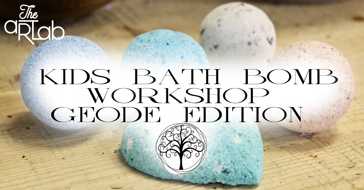 KIDS BATH BOMB WORKSHOP - Cost: $26.99+HSTRecommended for ages 9 years old and up. No supervision required. Kids or adult workshops available.Who knew a few everyday household items can create truly incredible things? We're here to show you how to use the right mix of ingredients to create a bath time favourite for kids and kids at heart, the bath bomb (aka bath fizzy).