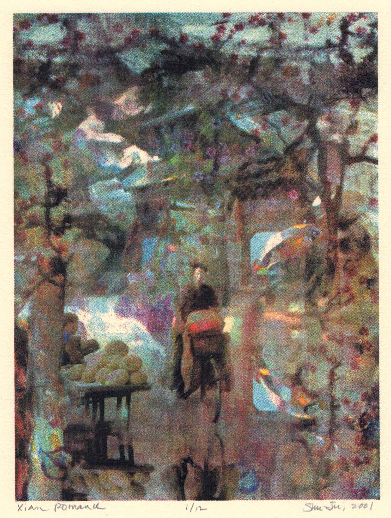Xian Romance, Silk Road Portfolio