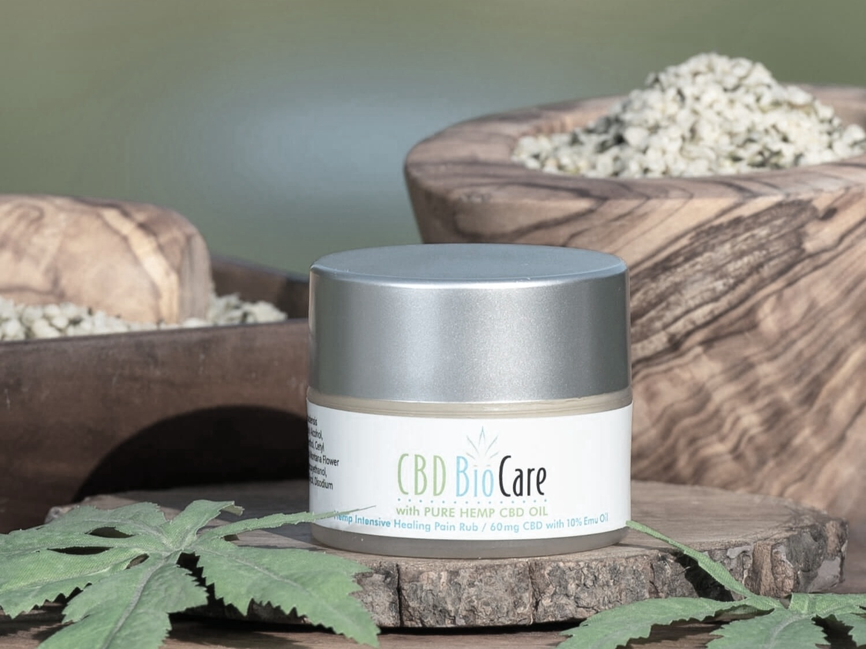 CBD Pain Cream / CBD BioCare