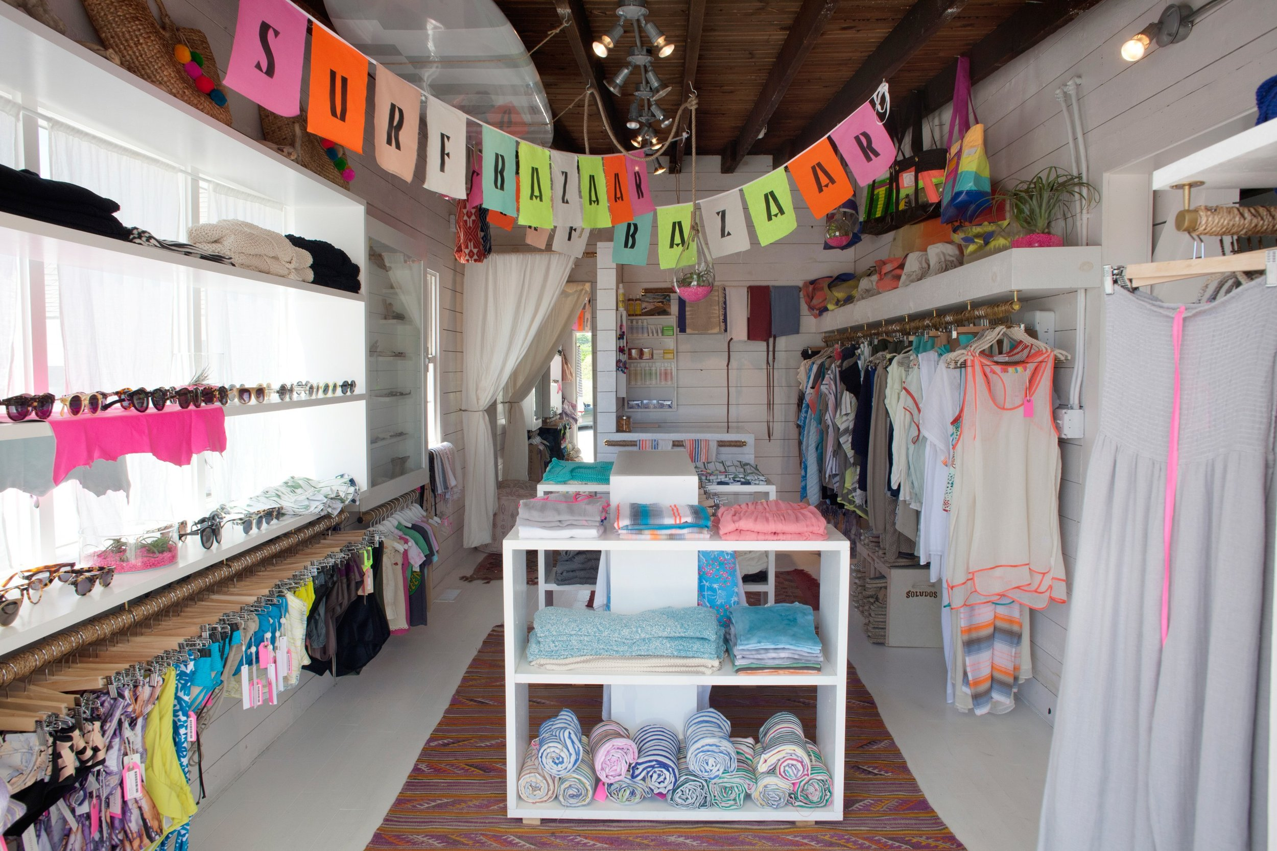 The Bazaar at Surf Lodge
