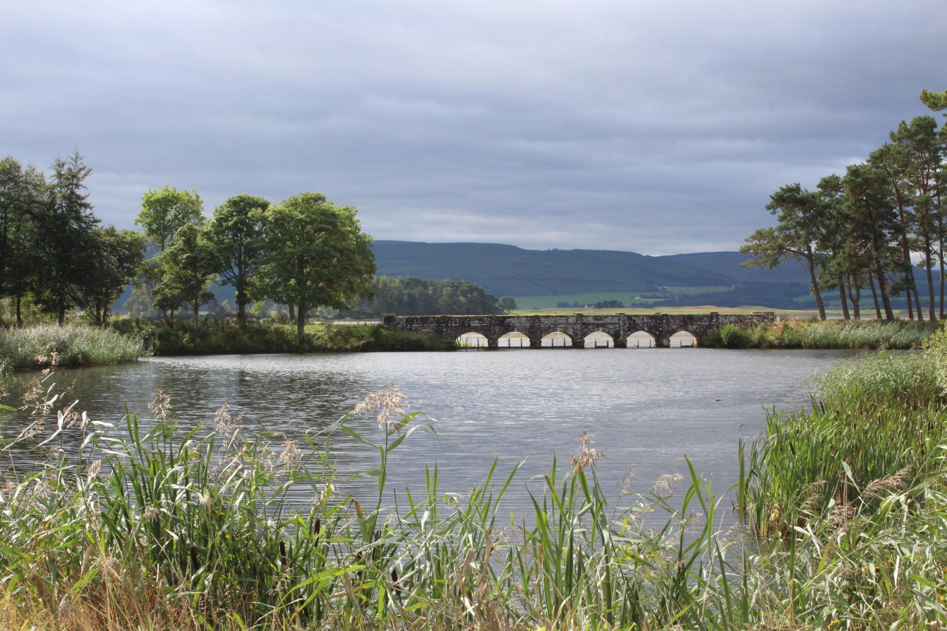 Fishing on the lochs