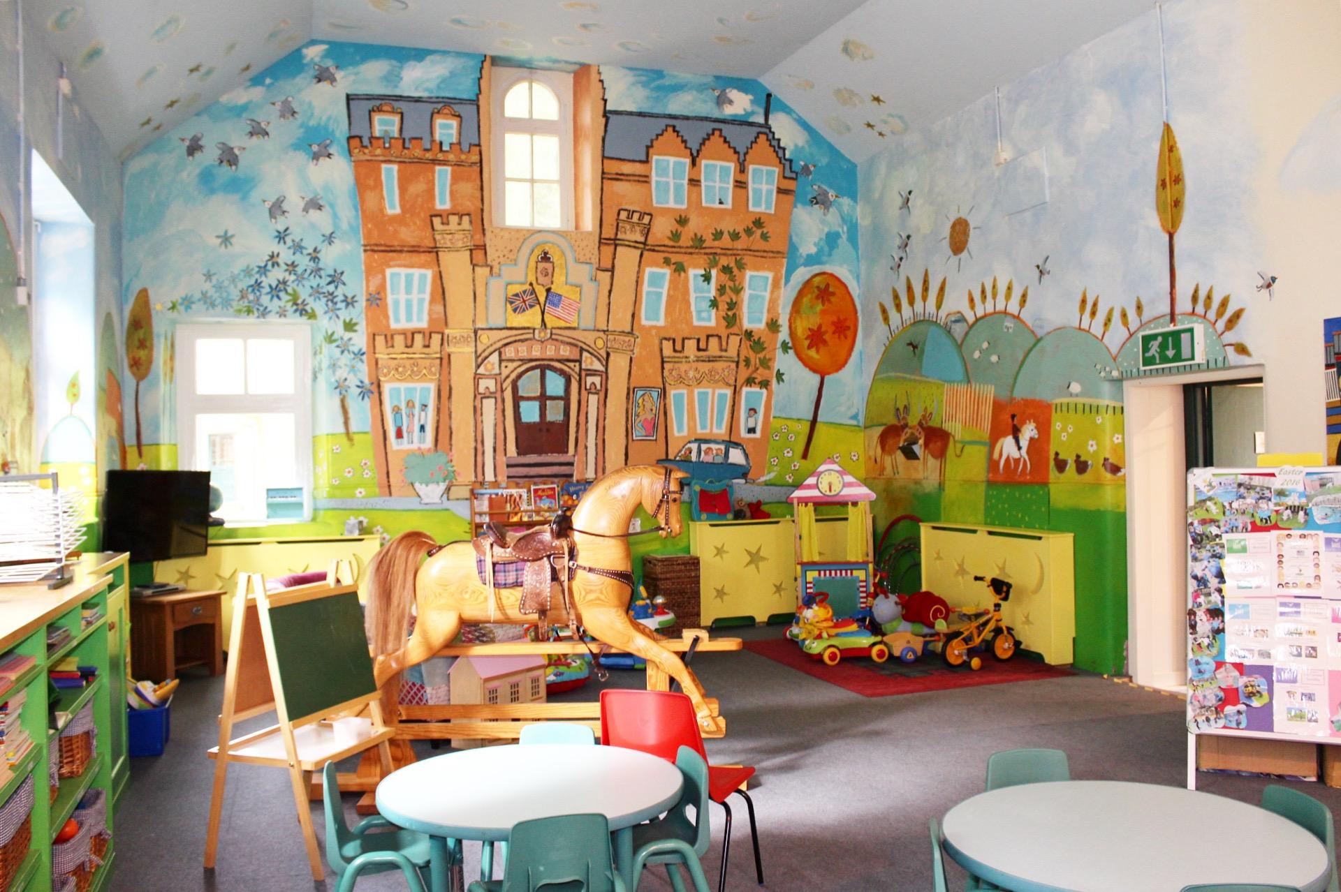 The Children's Barn