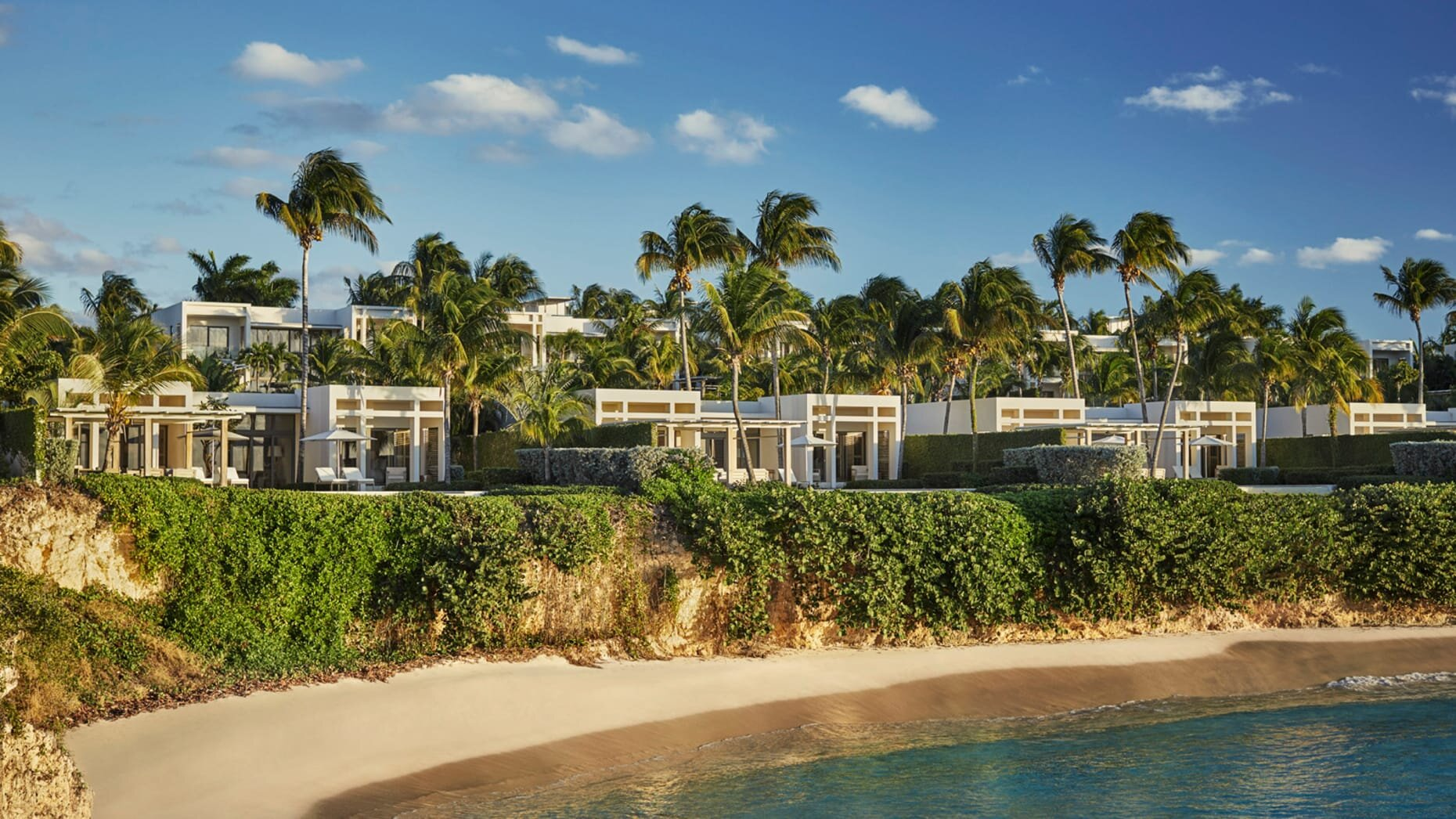 Four Seasons Anguilla villas