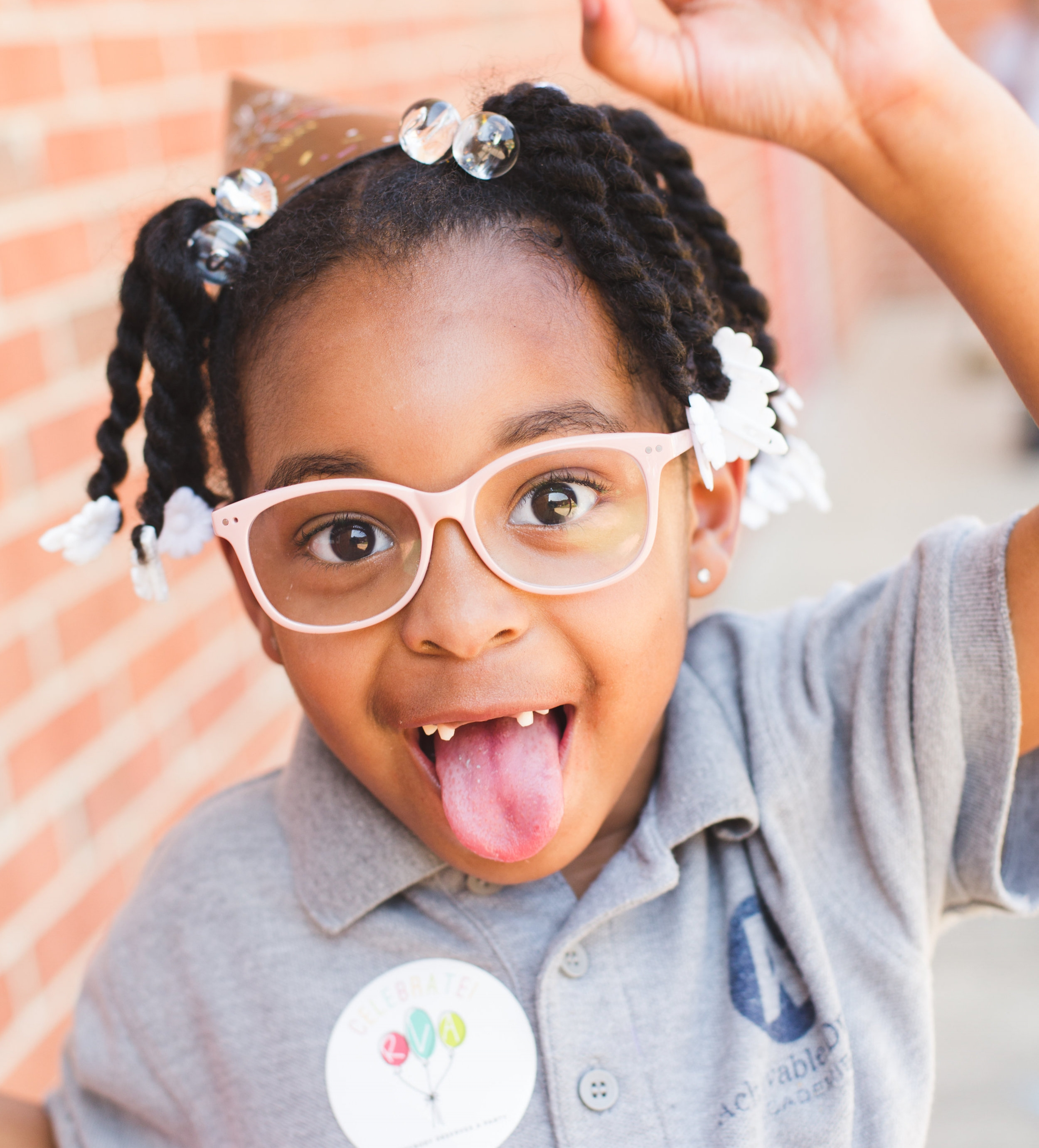 Our Mission - Celebrate! RVA is a non-profit organization with a simple mission: to give disadvantaged children a memorable birthday celebration in a safe and fun environment.Learn More