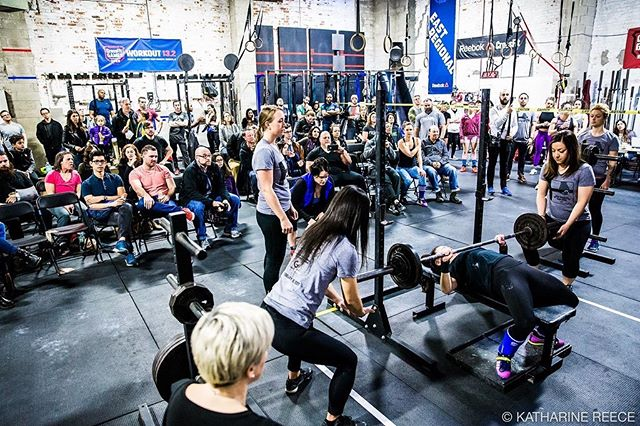TBT!! - Who's getting excites to sign up for Iron Maiden's 2019⁉️ - - - #ironmaidens19 #imstrong #powerlifting #powerliftingwomen #powerliftingmeet #womenwholift #crossfitsouthbrooklyn #tbt