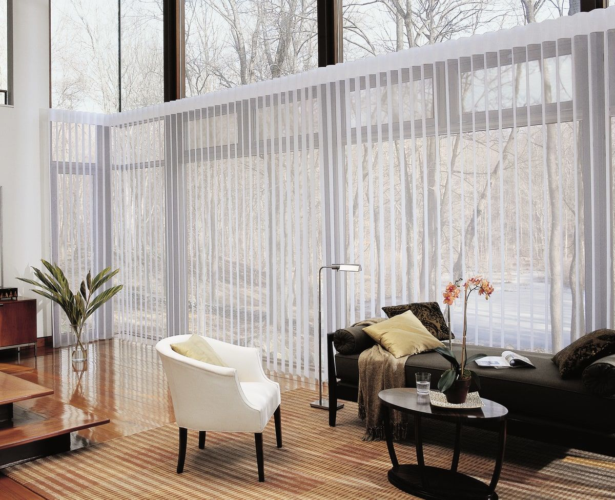 Prescott Sheer Blinds