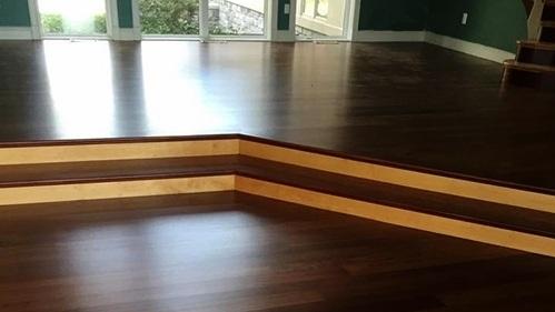 Exotic Brazilian Cherry Hardwood Floors