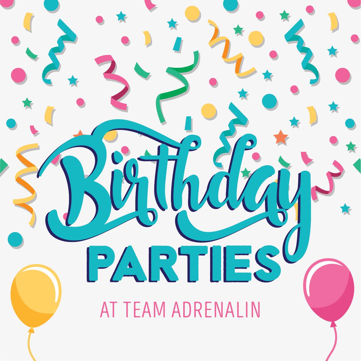 Birthday Parties Acrobatics