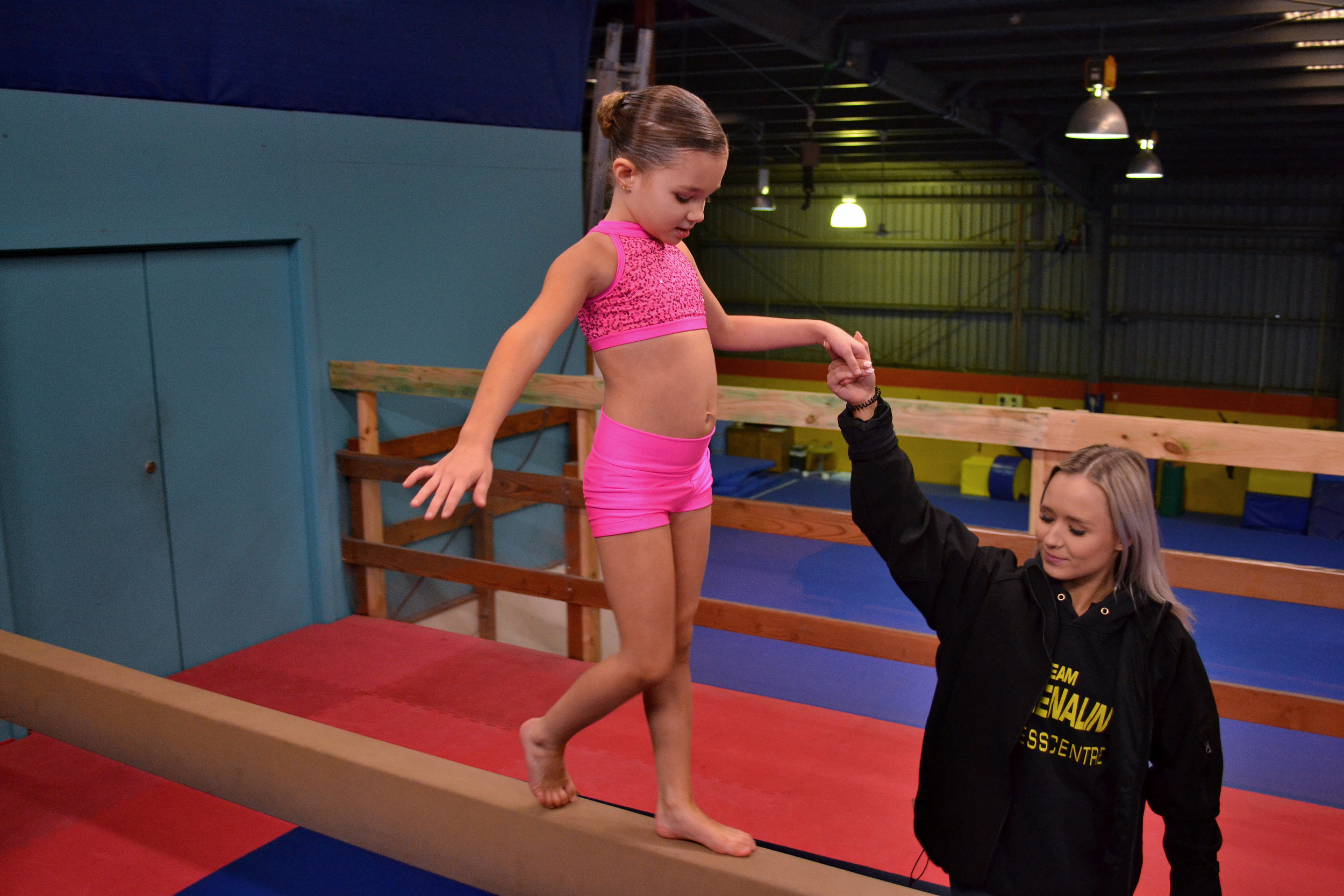 Recreational Gymnastics - beginners to advanced