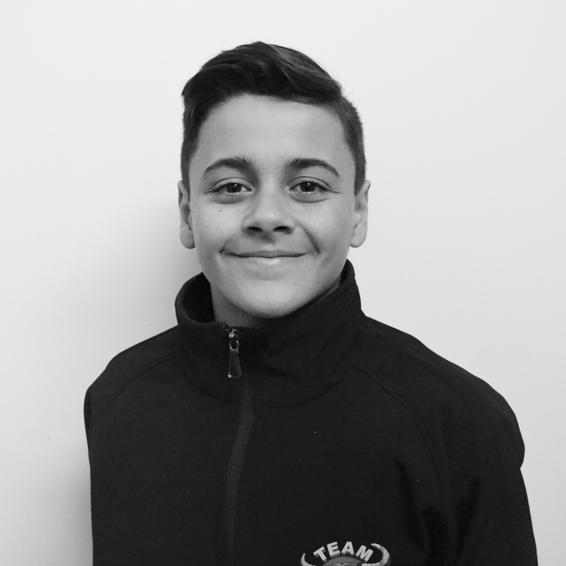 Liam - Junior Coach (Volunteer)