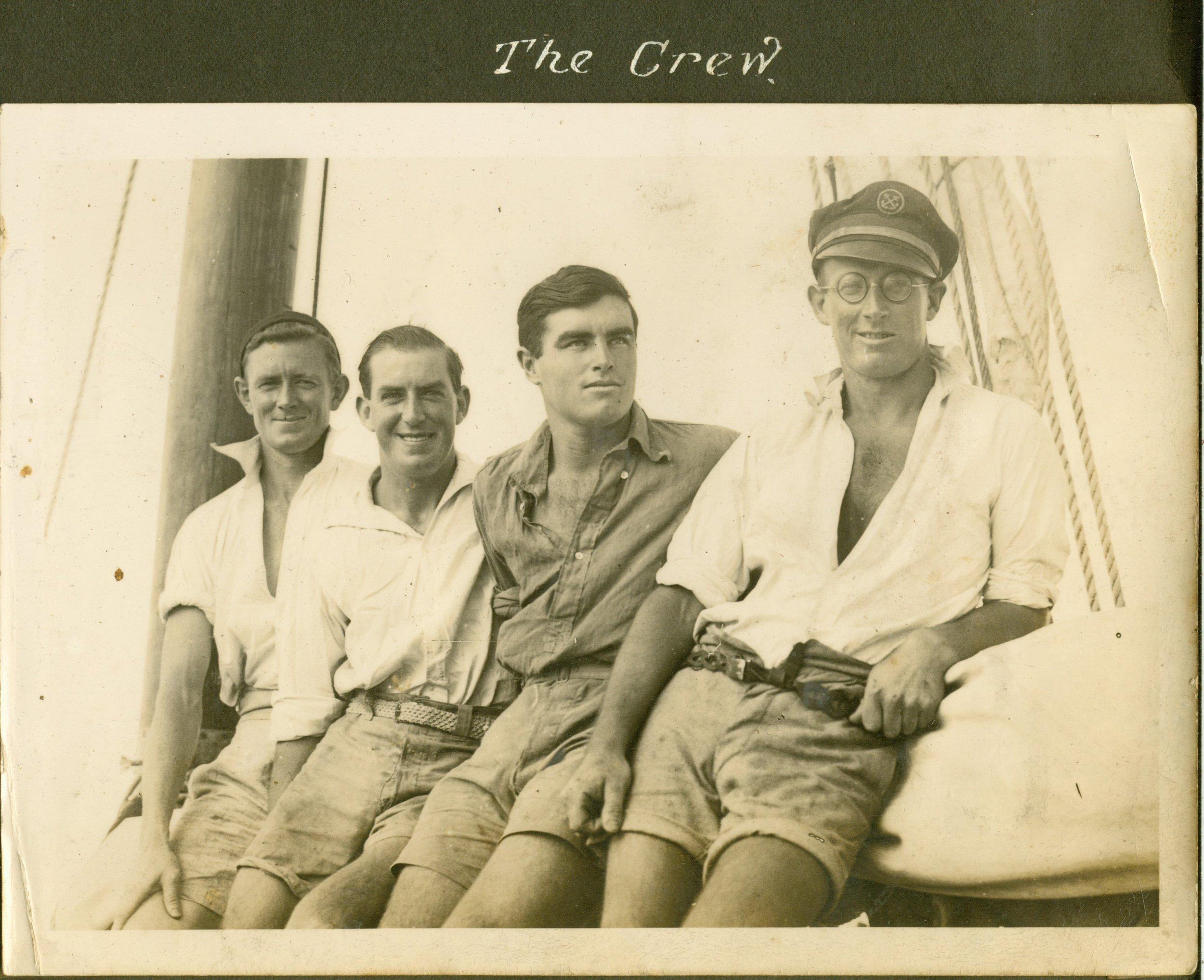 8. The Crew John and three guys on Ngataki.jpg
