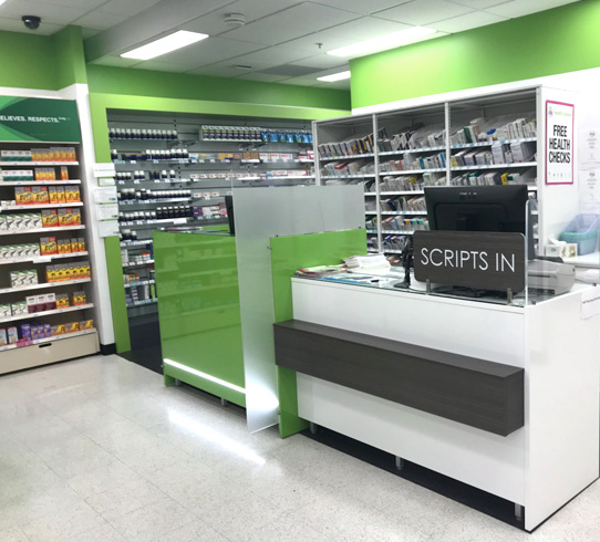 Priceline - Urban Fitouts has been appointed to upgrade the Priceline Stores to their new design standards including converting some stores to prescription drugs pharmacies and upgrading back-of-house areas.