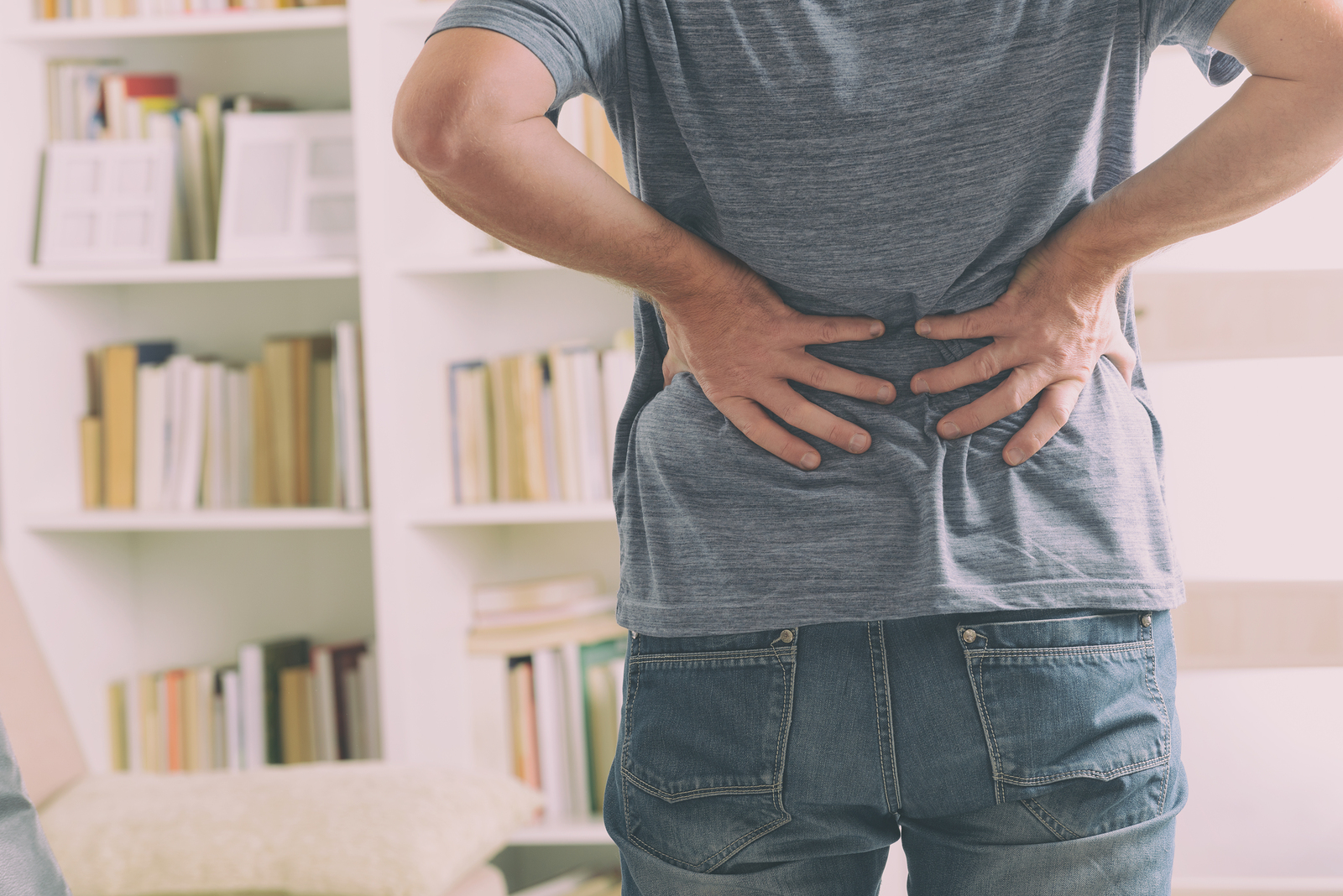 Back, neck & joint pain