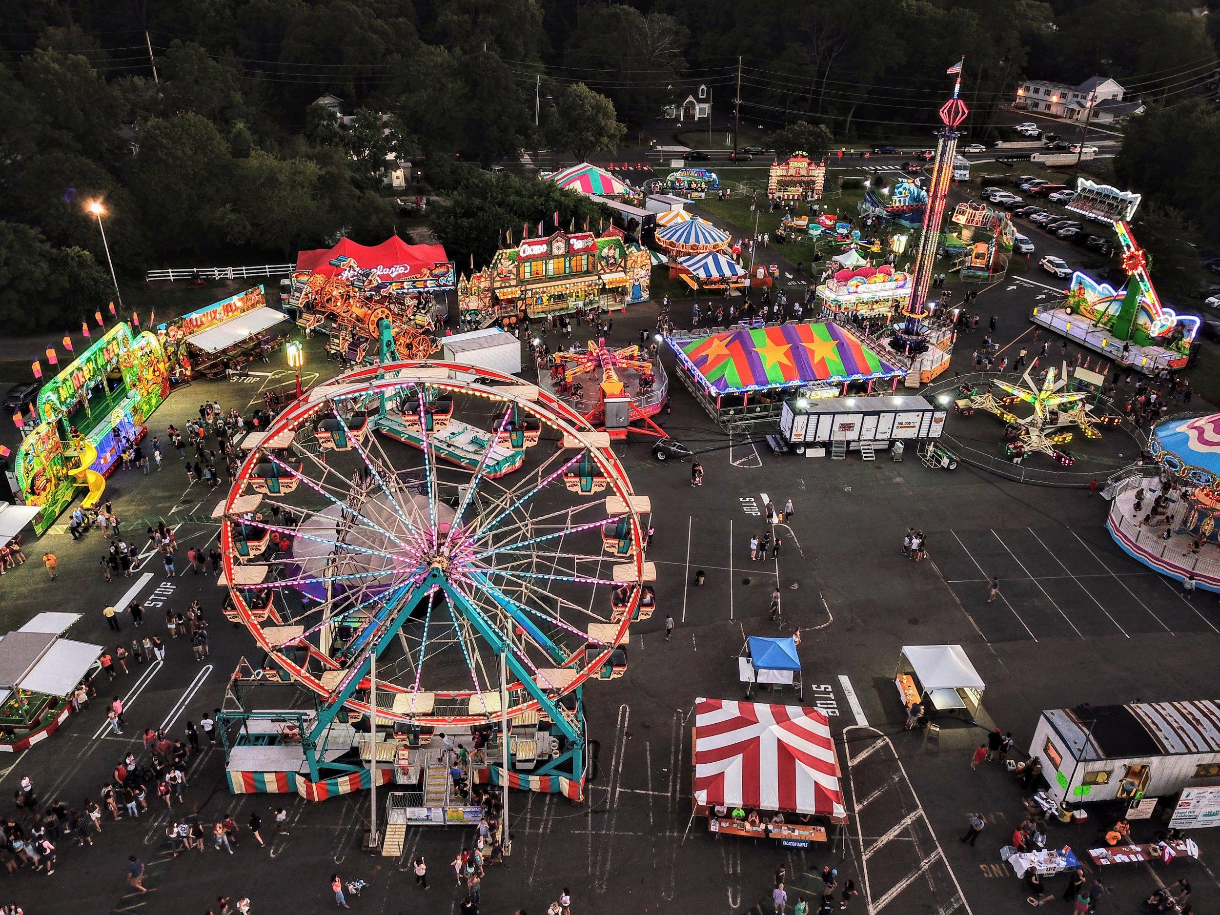 The Great St. Mary's Fair!