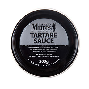 Tartare Sauce  200g Popular condiment with seafood Shelf life: 6 months