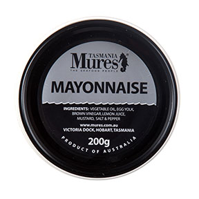 Mayonnaise  200g Popular condiment with seafood Shelf life: 6 months