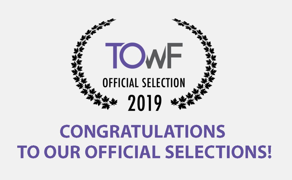 International Premiere at T.O. Webfest & Bridie Connell nominated for Best Lead Performance - LEARN MORE