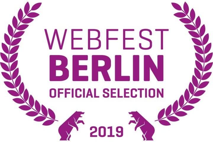 Officially Selected for Webfest Berlin - LEARN MORE