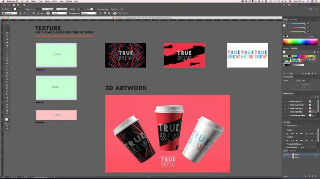 Kết hợp 2D và 3D bằng plugin mới của Maxon