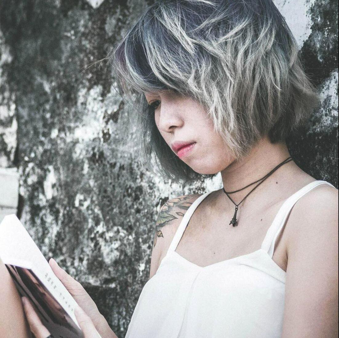 Chị Nguyễn Thuý Bắc - Giảng viên lớp Tư duy hình ảnh và Vẽ tay