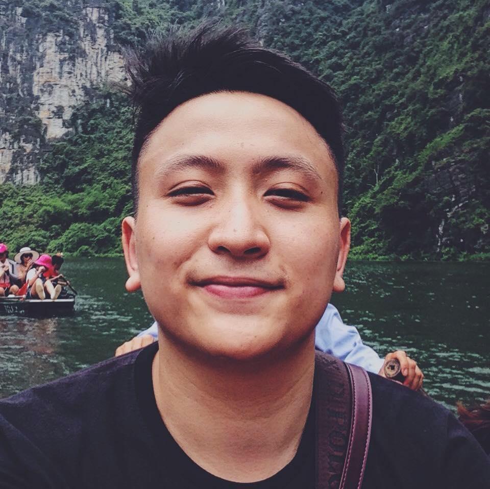 Anh Nguyễn Hữu Đạt - Giảng viên lớp Tư duy sáng tạo và Animation Cơ bản tại Hà Nội