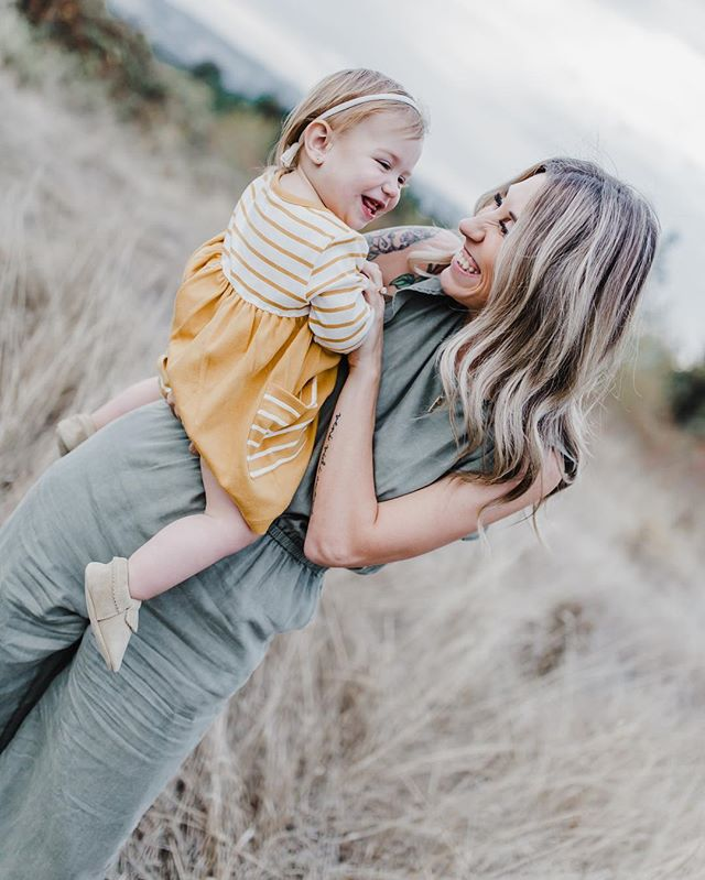 this poor girl can't catch a break. i swear she's been sick with an ear infection, a cold or teething non stop these past few weeks + it has not been easy on any of us. thank goodness her grandma is coming tomorrow because us mamas need a break! - 📸: @karisawilliamsphotography