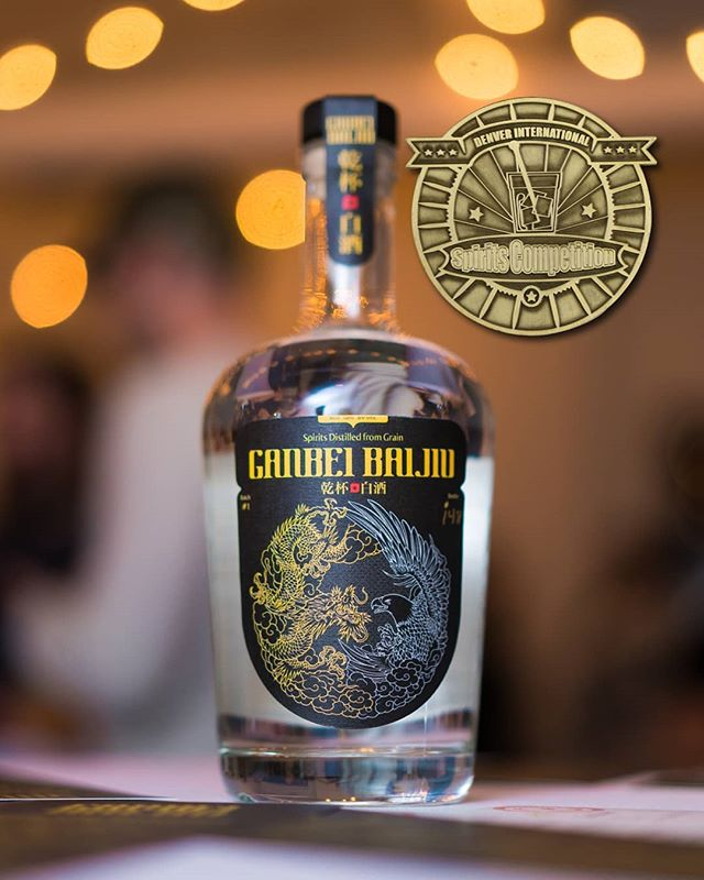 Ganbei Baijiu won Gold at the Denver International Spirits Competition!  Follow the link in our bio to find out where you can get your own bottle of Ganbei!  #ganbei #ganbeibaijiu #baijiu #spirits #drinkganbei #china #imbibe #liquor #alcohol #chinese #cheers #drinkganbei #bartender #minneapolis #mplsfoodie #mplscocktails #foodieapolis #mnfoodie #白酒 #干杯 #干杯白酒 #中国 #酒 #鸡尾酒
