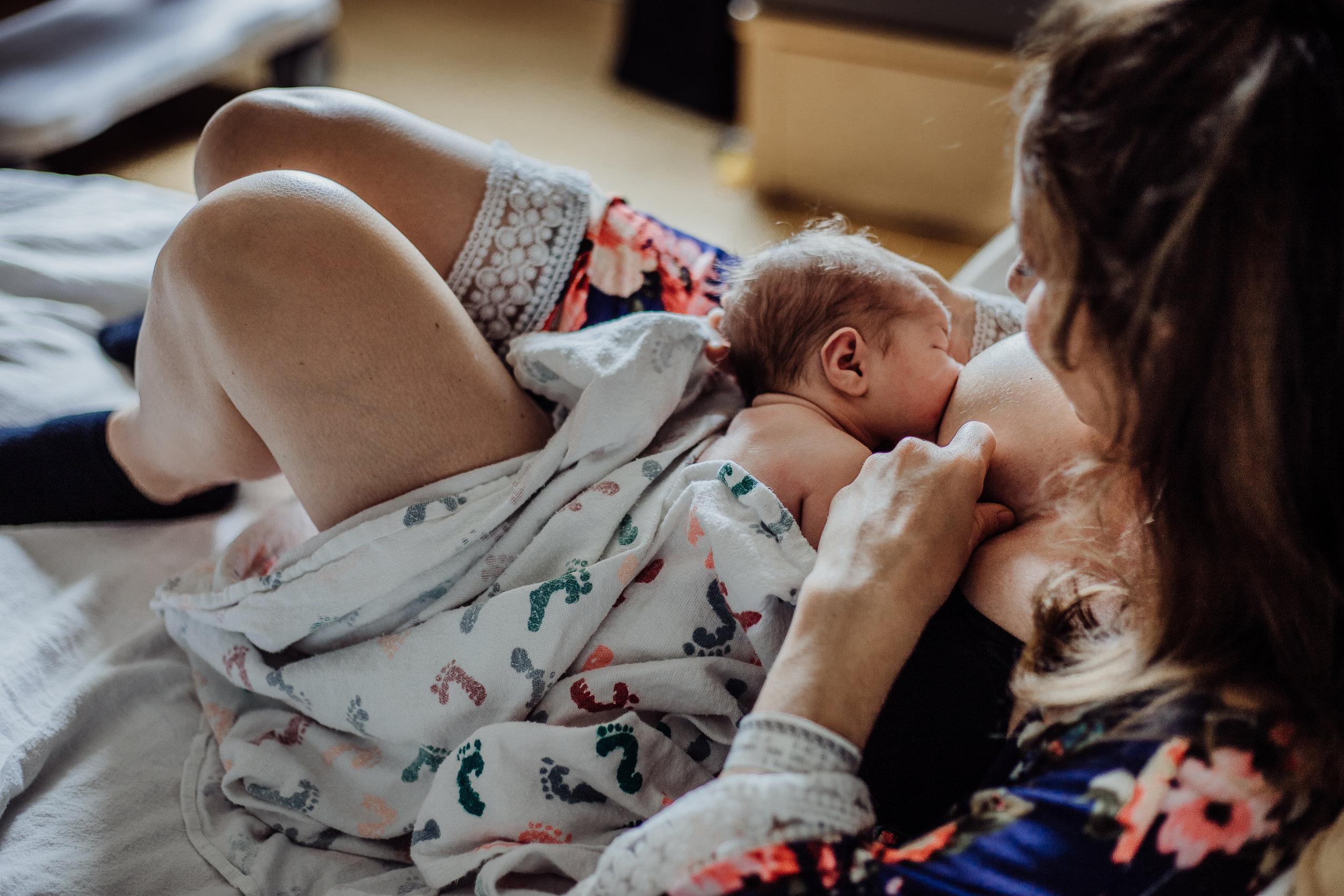 Spokane Newborn Photographer