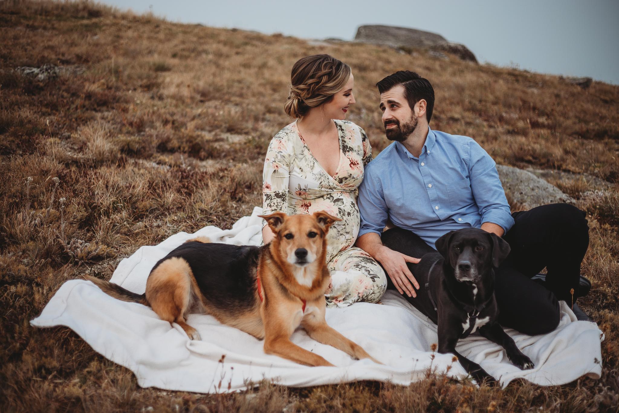 Spokane Maternity Photography