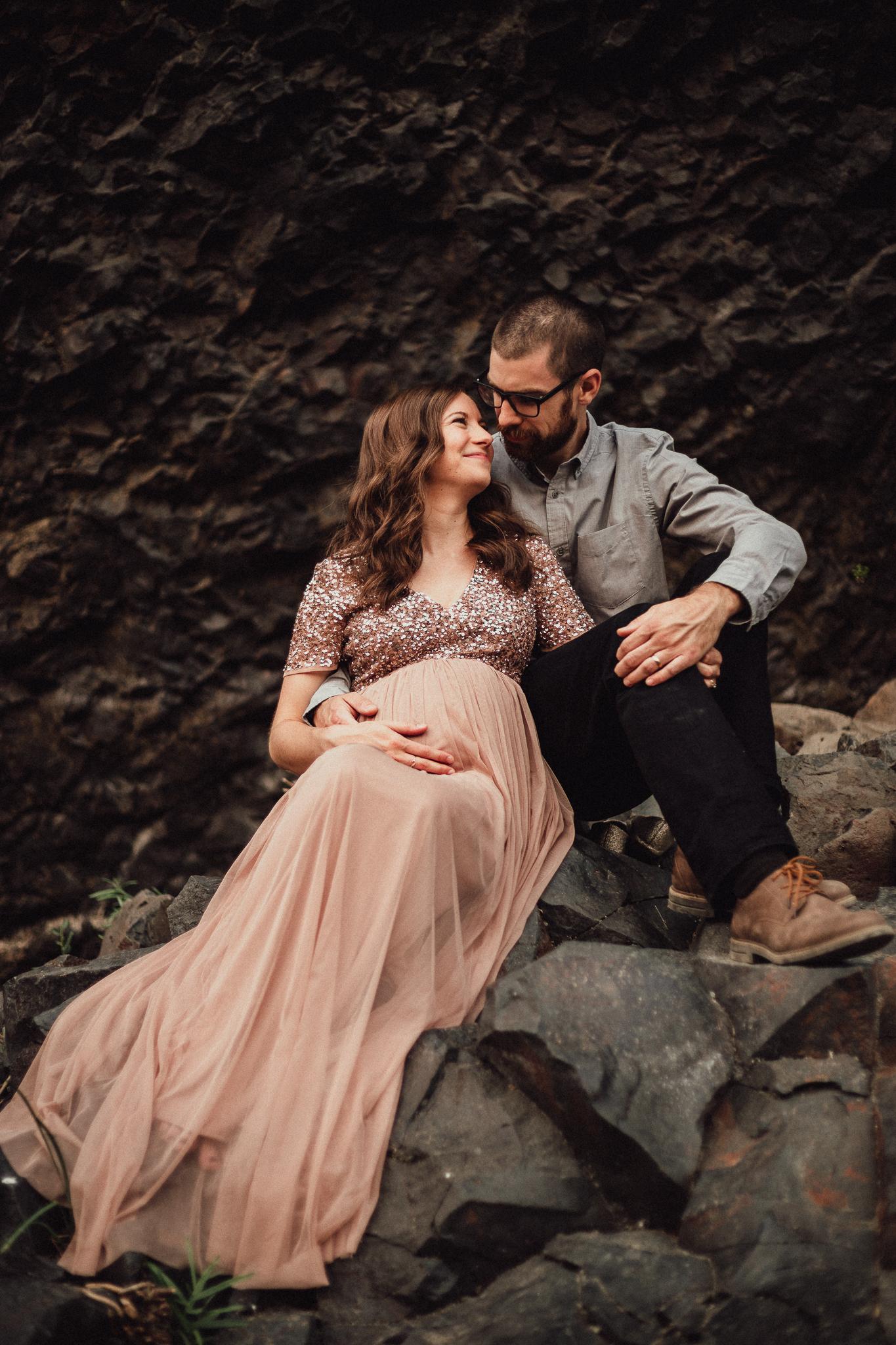 Spokane couples photography